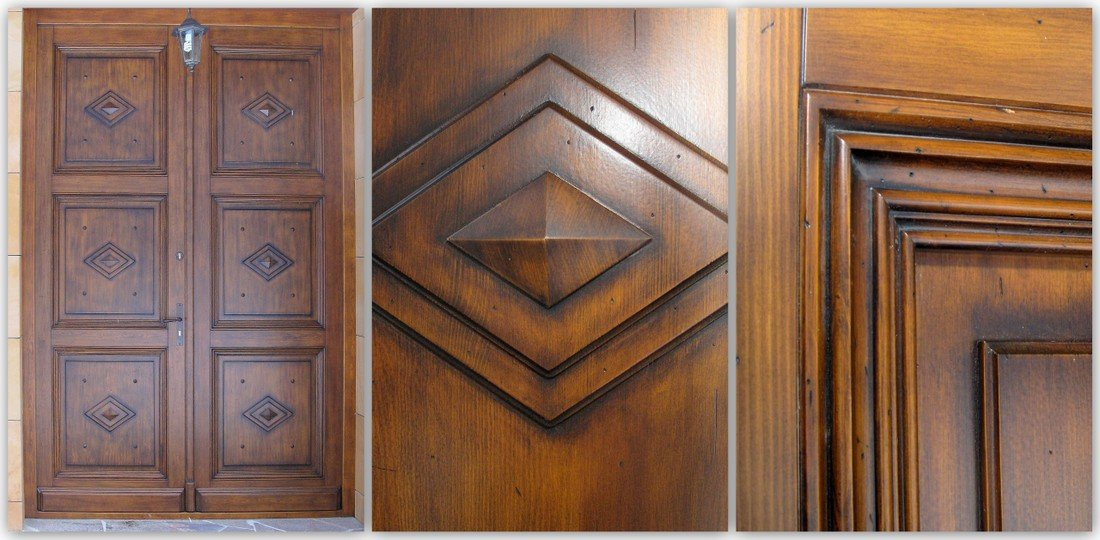 Non-standard doors producer – non-standard custom made fitted wooden doors manufacturer, entrance doors producer