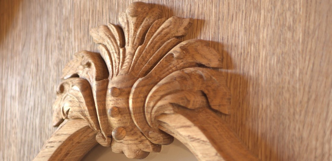 Carved doors manufacturer – luxury, exclusive wooden doors detal