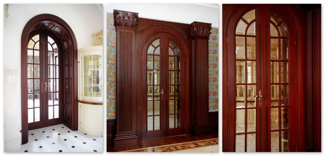 Exclusive wooden doors - exclusive interior bespoke doors, internal made doors manufacturer