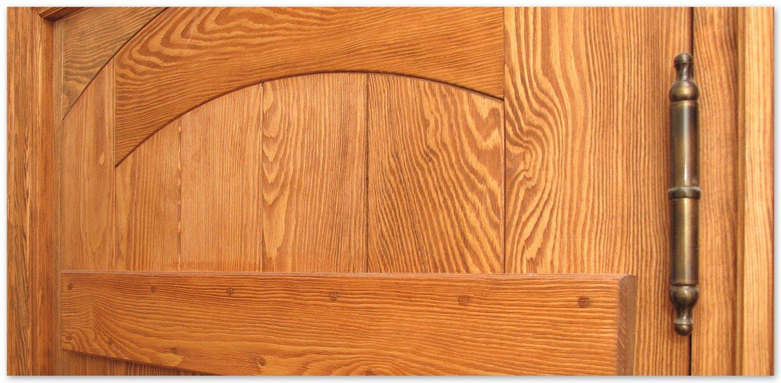 Non-standard internal fitted oak doors on request, internal doors manufacturer