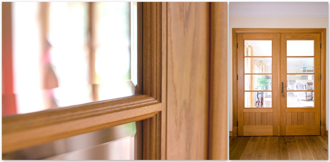 Oak internal doors to size – fitted internal oak timber doors on request