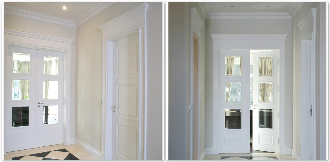 Good timber fitted interior doors on request, producer of made to measure doors, exclusive and luxury doors on request