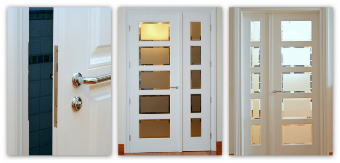 Interior timber doors – fitted internal doors on request