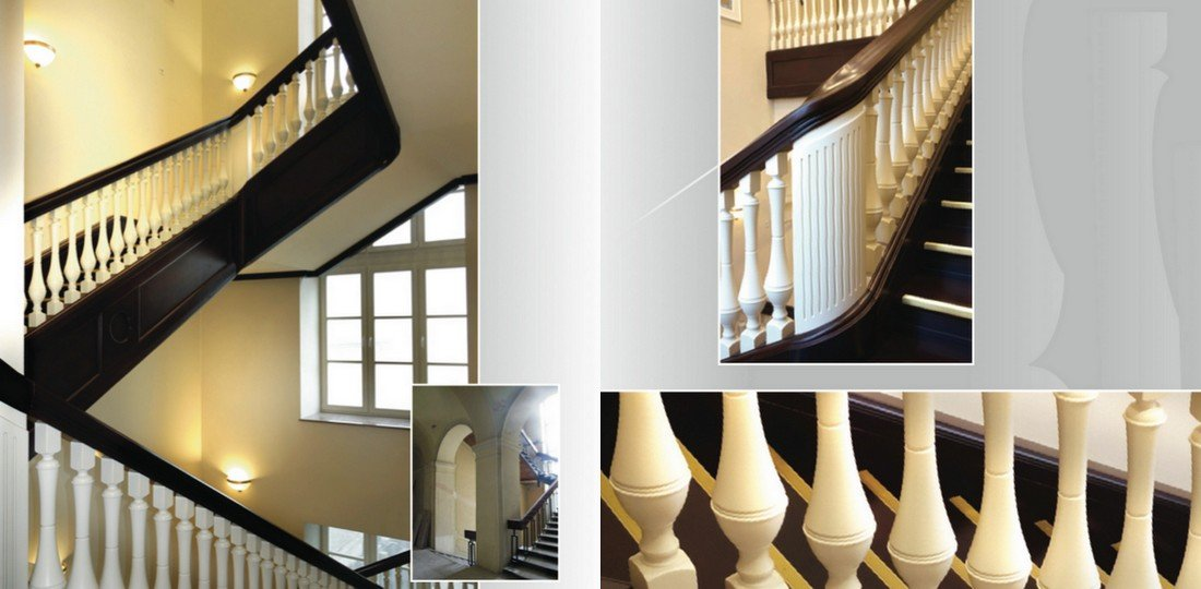 Timber stairs – exclusive oak stairs producer, wood renovation expert