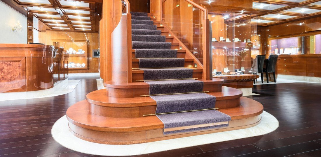 Exclusive timber furniture bespoke stairs producer