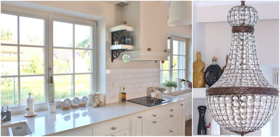 Wooden windows bespoke rustic style kitchen furniture, stylish English kitchens, Provencal, rustic, classic, modern kitchens to size manufacturer