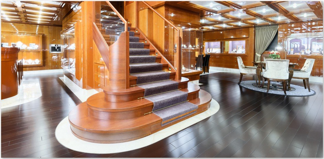 Exclusive wooden stairs – prestige, luxury custom wooden stairs producer