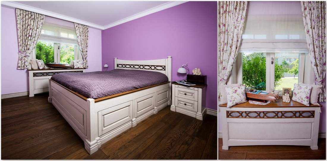 Wooden custom made bed and other fitted furniture manufacturer
