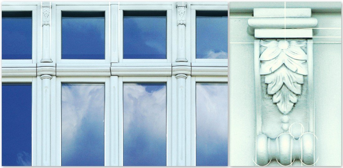 Double casement wooden windows – good and solid wooden fitted passive windows to size