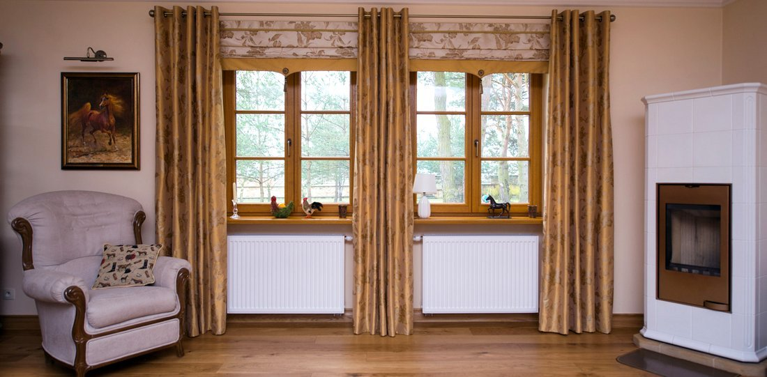 Meranti windows and pine windows made to measure – wooden windows producer